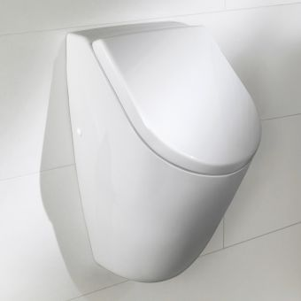 Villeroy and Boch Subway 2.0 Wall Hung Siphonic Urinal