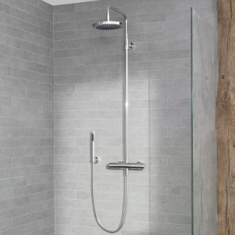 Villeroy and Boch Cult Shower Kit