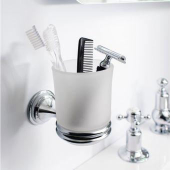 Crosswater Belgravia Soap Dispenser - BL011C