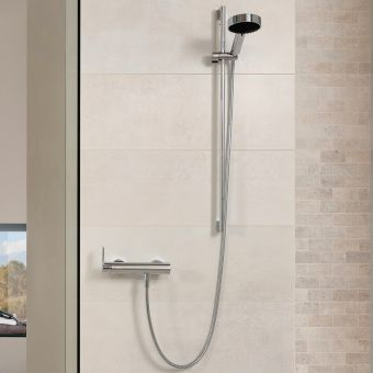 Villeroy and Boch Cult Exposed Shower Mixer Set - 3330196000