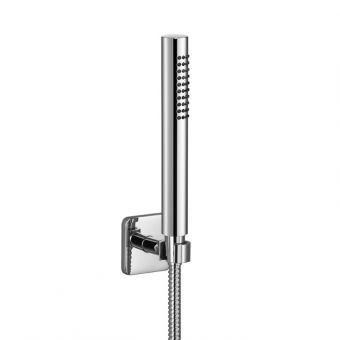 Villeroy and Boch Cult Shower Baton and Holder with Hose - 2780696000