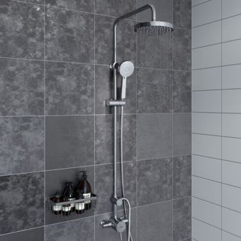 Bristan Prism Single Control Thermostatic Shower