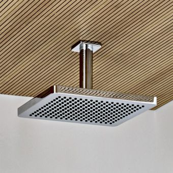 Villeroy and Boch Cult Rectangular Ceiling Shower Head