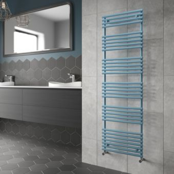 Origins TT Pacific Blue Designer Towel Radiator