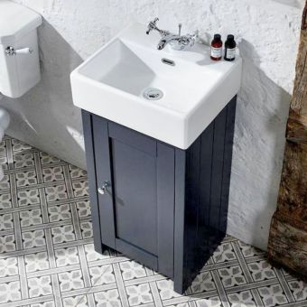 Tavistock Lansdown Cloakroom Vanity Unit and Basin
