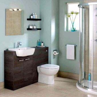 Ideal Standard Tempo Toilet with Toilet Unit