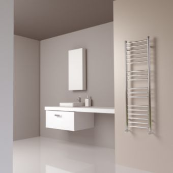 SBH Maxi Slim Flat Towel Radiator