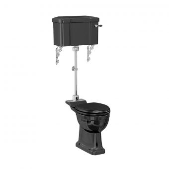 Burlington Jet Medium Level Toilet