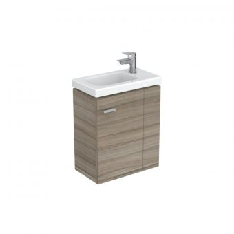 Ideal Standard Concept Space 450mm Wall Mounted Basin Unit- L shape door Right-Hand - E1335