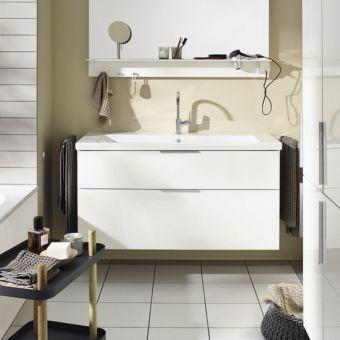 VitrA Ecora 2 Drawer Vanity Unit - 60326