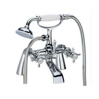 Tavistock Varsity Bath Filler with Shower Handset - TVA42