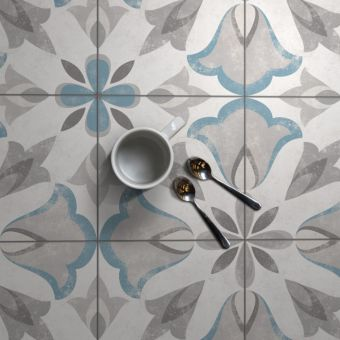 Origins Vintage Breeze Tile 22.3 x 22.3cm