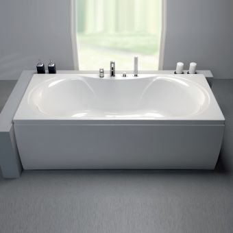 Carron Arc Duo Double Ended Bath