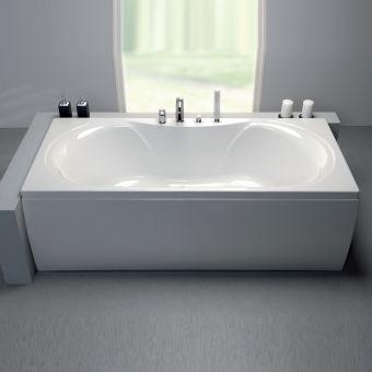 Carron Arc Duo Double Ended Bath - 23.4631