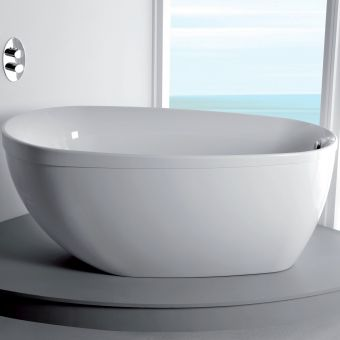 Carron Paradigm Oval Freestanding Bath