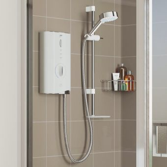 Mira Sport Max Electric Shower with Airboost