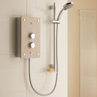 Mira Galena Light Stone Electric Shower - 1.1634.084
