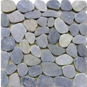 Abacus Natural Stone Pebble Tile 30.5 x 30.5cm