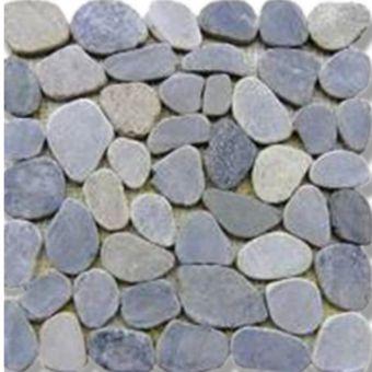 Abacus Natural Stone Pebble Tile 30.5 x 30.5cm - TLSM-25-1005 (X 11)