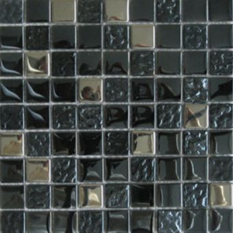 Abacus Mixed Square Large Mosaic Tile Sheet