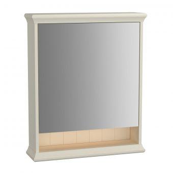 VitrA Valarte 1 Door Bathroom Mirror Cabinet - 62229