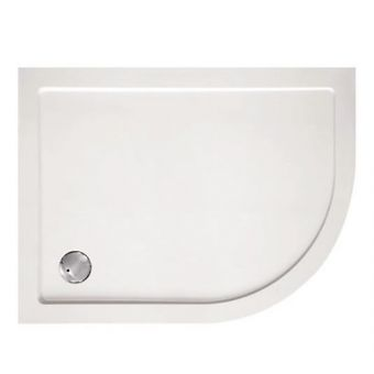 ClearGreen Low Profile 900 x 1200mm Quadrant Shower Tray