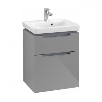 Villeroy and Boch Subway 2.0 XXL Deep Small 2 Drawer Vanity