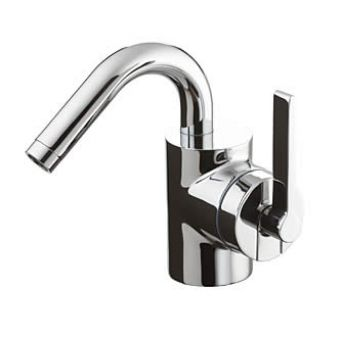 Ideal Standard Silver Single Lever Bidet Mixer
