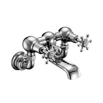 Burlington Birkenhead Regent Wall Mounted Bath Filler