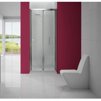 Merlyn Vivid 6 Bifold Shower Door