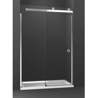 Merlyn Series 10 Left Hand Sliding Shower Door