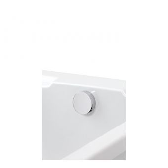 Aqualisa Rise Bath Overflow Filler