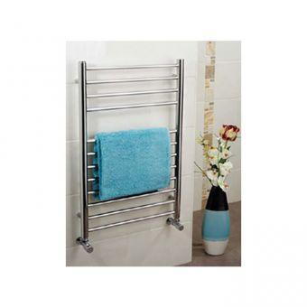 Apollo Garda Polished Stainless Steel Towel Warmer 600mm