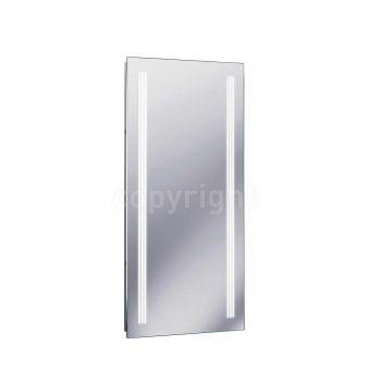 Bauhaus Solo Back Lit Mirror 80