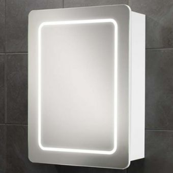 HIB Orlando LED Illuminated Cabinet