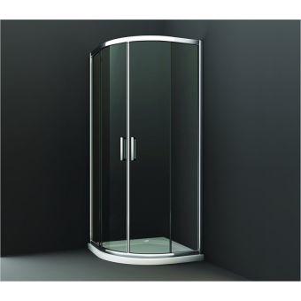 Merlyn Series 8 Twin Door Quadrant Shower Package