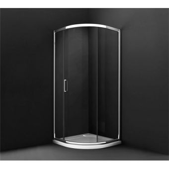 Merlyn Series 8 Single Door Quadrant Shower Package