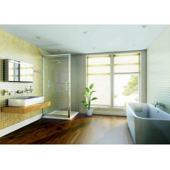 Merlyn Series 8 Infold Shower Door Package