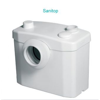 Saniflo Sanitop Up Macerator