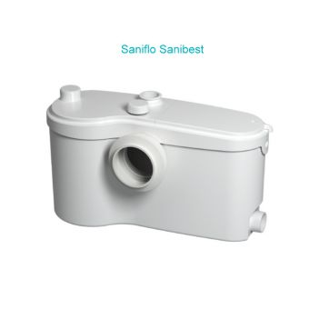Saniflo Sanibest Heavy Duty Macerator