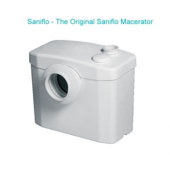 Saniflo Up - The Original Saniflo Macerator