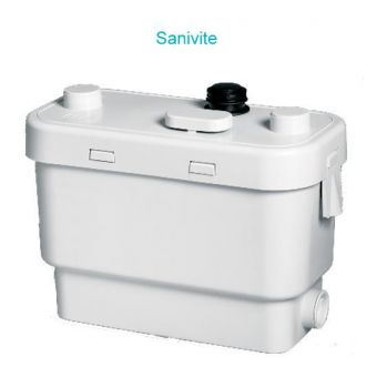 SANIVITE - Saniflo Kitchen Macerator