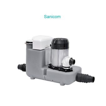 Saniflo Sanicom 1 - Grey Waste Water Pump