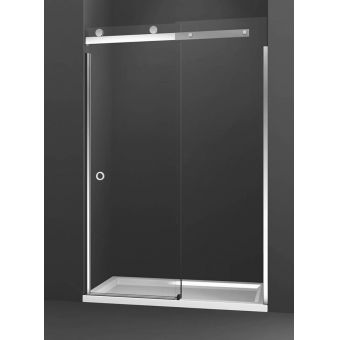 Merlyn Series 10 Right Hand Sliding Shower Door