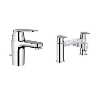 Grohe Eurosmart Cosmo Basin and Bath Filler