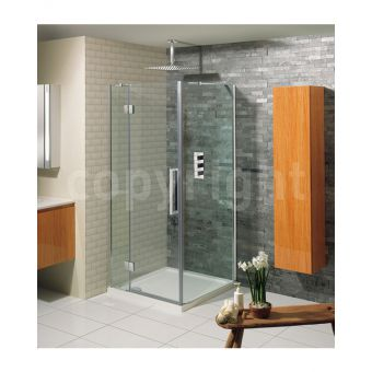 Simpsons Ten Shower Side Panel