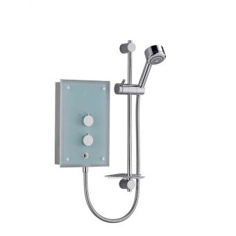 Mira Azora 9.8kW Glass Electric Shower