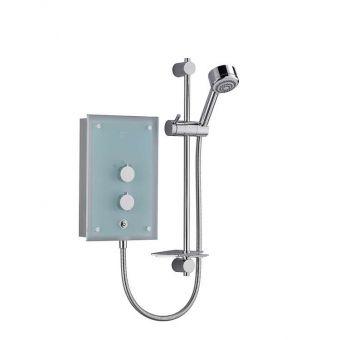 Mira Azora 9.8kW Glass Electric Shower