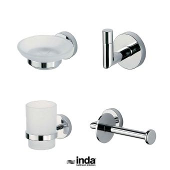 Inda Forum 4 piece accessory pack