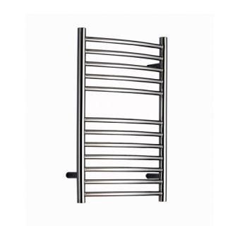 JIS Sussex Camber Curved Heated Towel Radiator